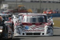 #6 Graydon Elliott Fusion Racing with MSR Lexus Riley: Paul Tracy, Paul Mears Jr., Mike Borkowski, Ken Wilden