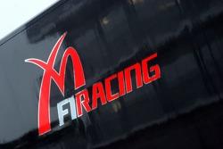 MF1 Racing logo