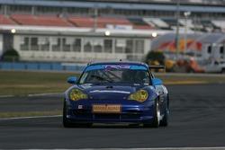 #69 TRG Porsche GT3 Cup: Jake Vargo, Josh Vargo, Mark Herrington, Brady Refenning