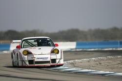 #55 Farnbacher Racing Porsche 911 GT3 RSR: Pierre Ehret, Dominik Farnbacher, Lars-Erik Nielsen