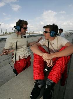 Justin Marks and Tom Milner