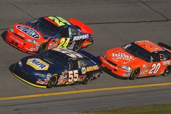 Michael Waltrip, Jeff Gordon, Tony Stewart