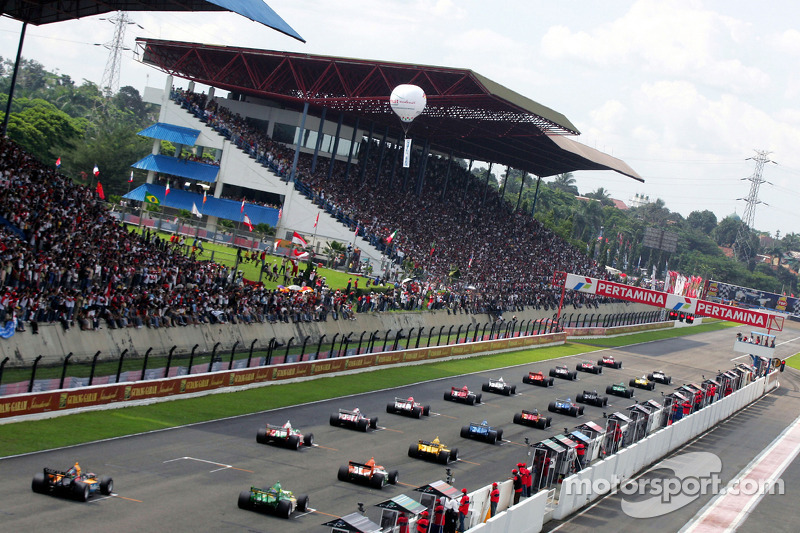 A1 Grand Prix Indonesia 2007