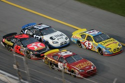Kyle Petty, Bobby Labonte, Casey Mears and Ryan Newman