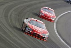 Jeremy Mayfield and Dale Earnhardt Jr.