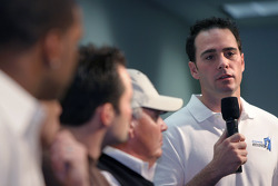 Jimmie and Chandra Johnson announce charitable foundation: Jimmie Johnson