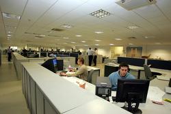 Le bureau qui s'occupe du design