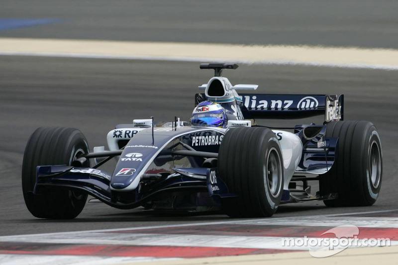 Nico Rosberg: Grand Prix von Bahrain 2006
