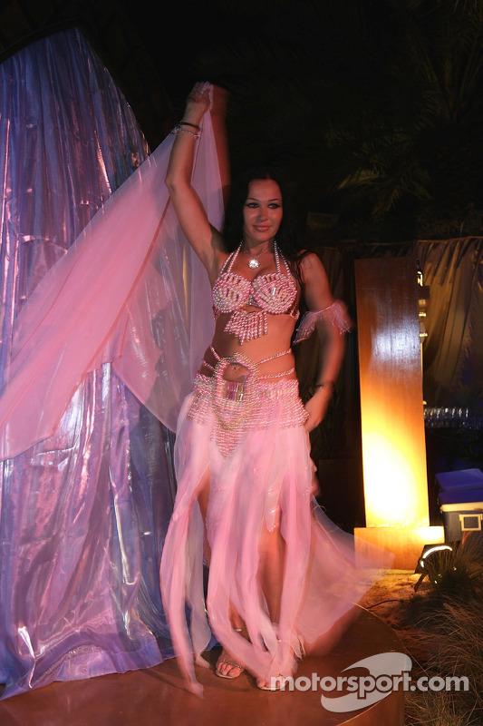 Un danseur exotique