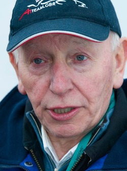 Team Principal for Great Britain, John Surtees