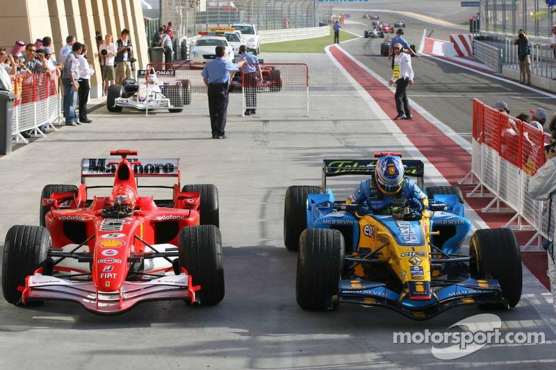 2006 Bahreyn GP - Ferrari 248 F1