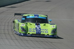 #76 Krohn Racing Ford Riley: Jorg Bergmeister, Max Papis