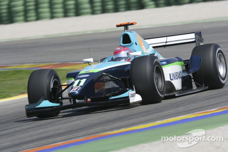 Nelson A. Piquet sur la voie de la victoire