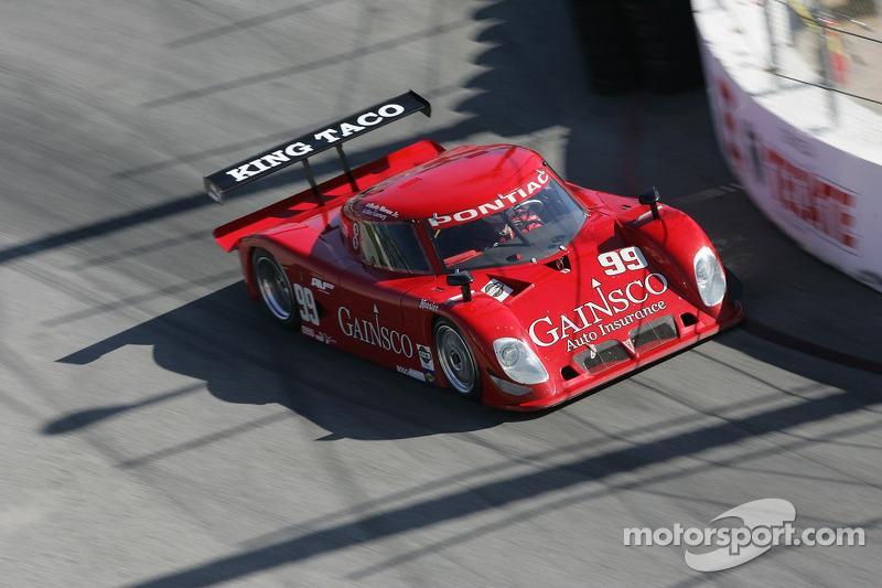 #99 Gainsco/ Blackhawk Racing Pontiac Riley: Alex Gurney, Rocky Moran Jr.