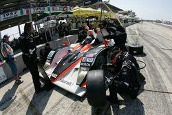 #37 Intersport Racing Lola B05/40 AER: Clint Field, Liz Halliday, Jon Field