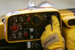 Sascha Maassen fires the engine