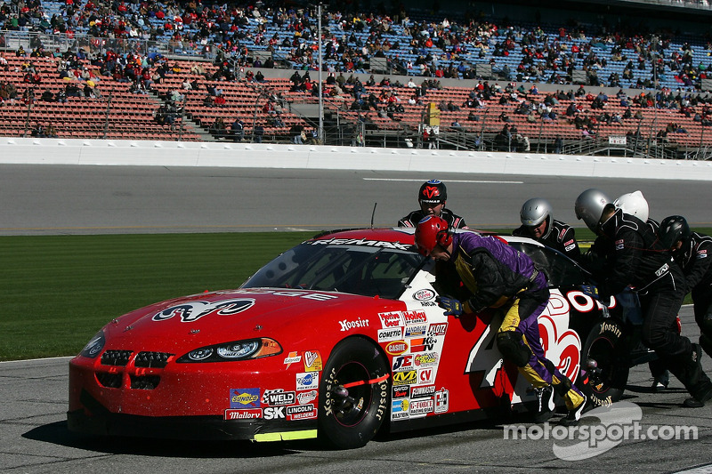 Scott Lagasse Jr. Retourne au garage