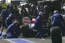 Pitstop for Tristan Gommendy