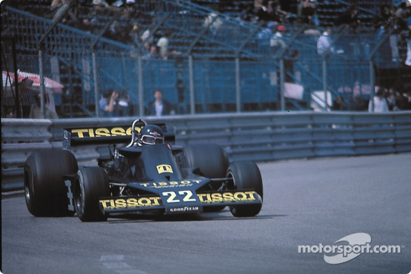 Jacky Ickx, Ensign N177 Ford