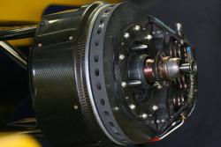 Renault brake disc