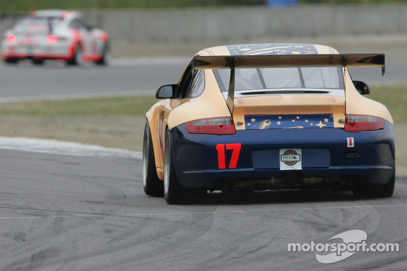 #17 SAMAX Porsche GT3 Cup: Robert Bell