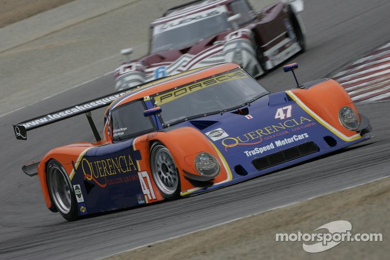 #47 TruSpeed Motorsports Porsche Riley: Charles Morgan, Rob Morgan