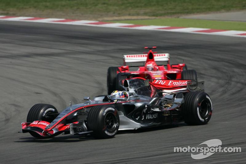 Juan Pablo Montoya, McLaren MP4/21 (2006)