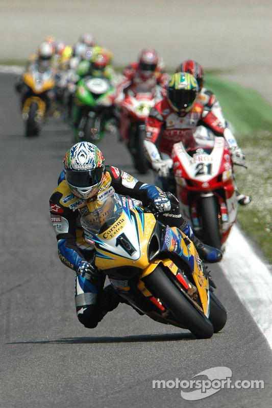Départ de la course 1