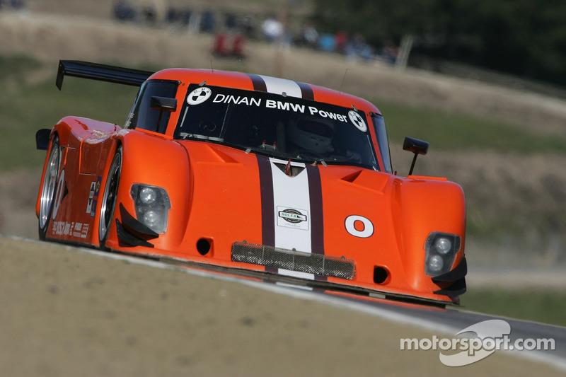 #0 Tuttle Team Racing BMW Riley: Brian Tuttle, Jonathan Cochet