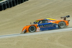 #47 rejoins the track at the corkscrew
