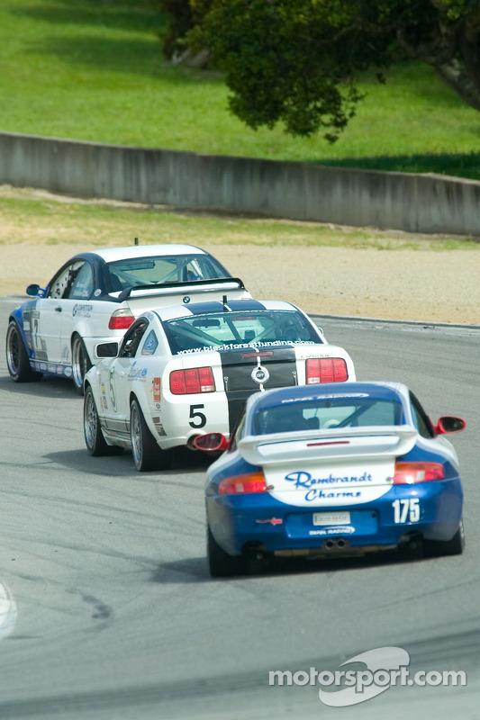 #175 Tafel Racing Porsche 996: Eric Lux, Charles Espenlaub