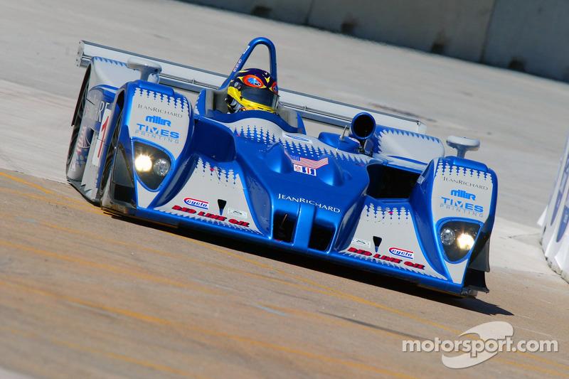 #12 Autocon Motorsports Lola EX25712 AER: Chris McMurry, Bryan Willman