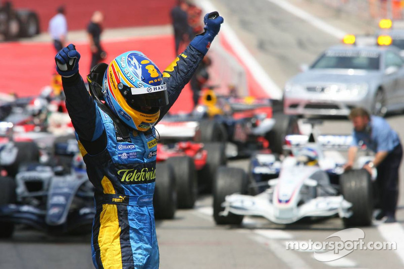 11- GP de España de 2006, Circuit de Barcelona-Catalunya