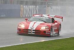 #11 Racing Logistic Dodge Viper Coupe: Steve Zacchia, Olivier Dupard