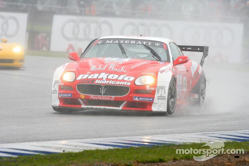 #78 AF Corse Maserati Gransport Light: Christian Passuti, Lorenzo Case