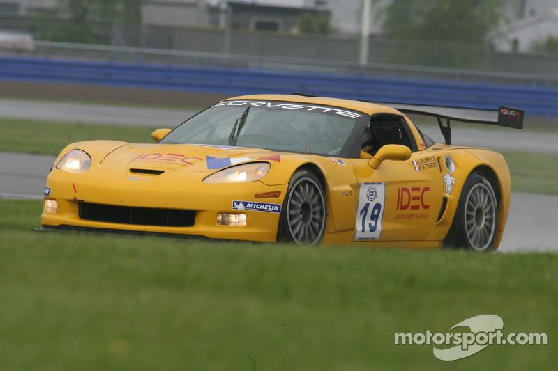 #19 Riverside Corvette Z06 GT3: Francois Xavier Turny, James Ruffier