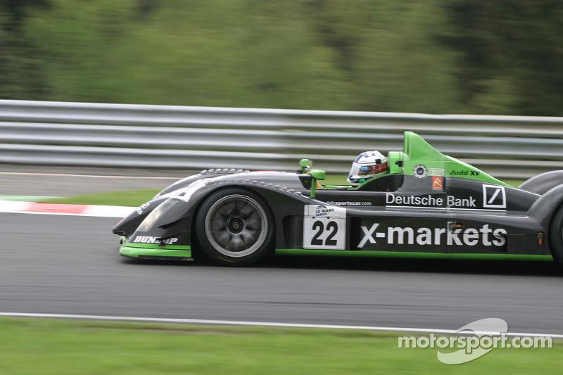 #22 Rollcentre Racing Radical SR9 Judd: Martin Short, Tim Greaves, Gregor Fisken