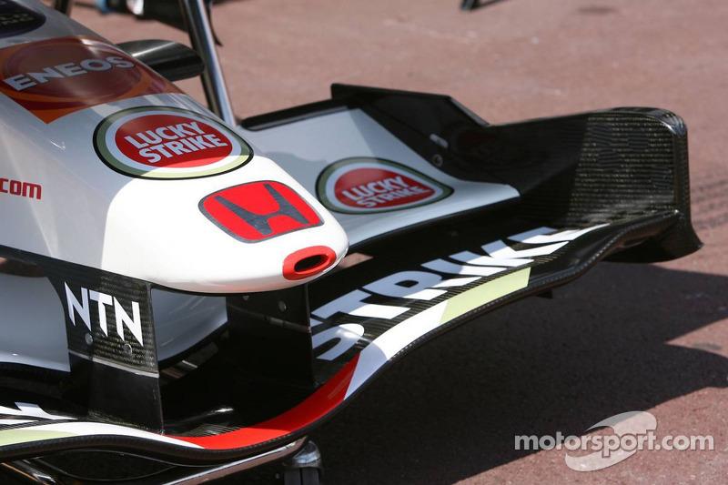 Carrosserie Honda F1 Racing