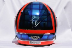 Helmet of Rubens Barrichello