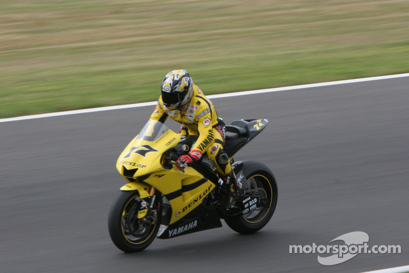 2006 - James Ellison (MotoGP)