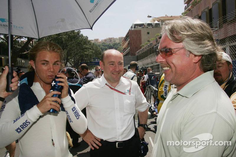Keke Rosberg (foto): campeón en 1982, 5 victorias / Giuseppe Farina: campeón en 1950, 5 victorias