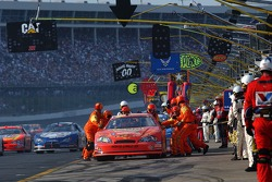 Kevin Harvick pitstop