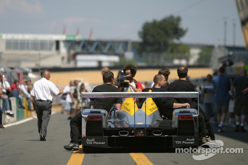 Audi Sport Team Joest Audi R10