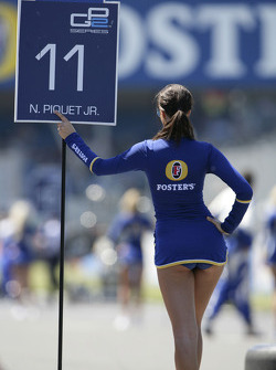 Fosters grid girls