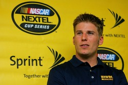 Jamie McMurray attend le Nextel Wake Up Call