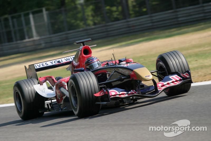2006: Toro-Rosso-Cosworth STR1