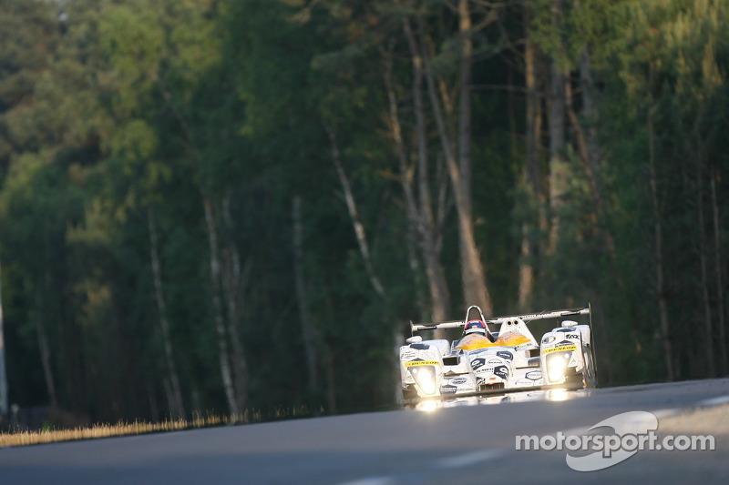 #14 Racing for Holland Dome Mugen: Jan Lammers, Alex Yoong, Stefan Johansson