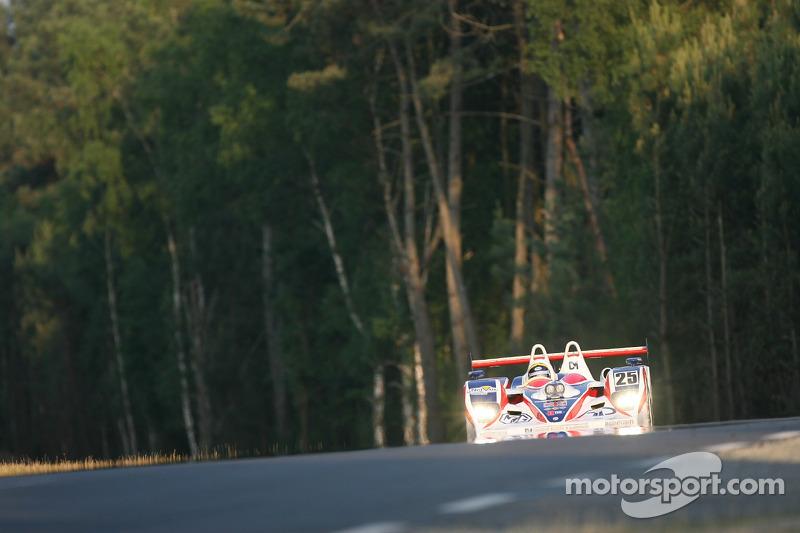 #25 RML MG Lola EX 264: Thomas Erdos, Mike Newton, Andy Wallace