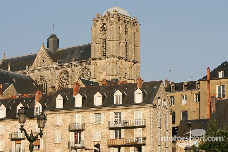 Belles maisons anciennes au Mans