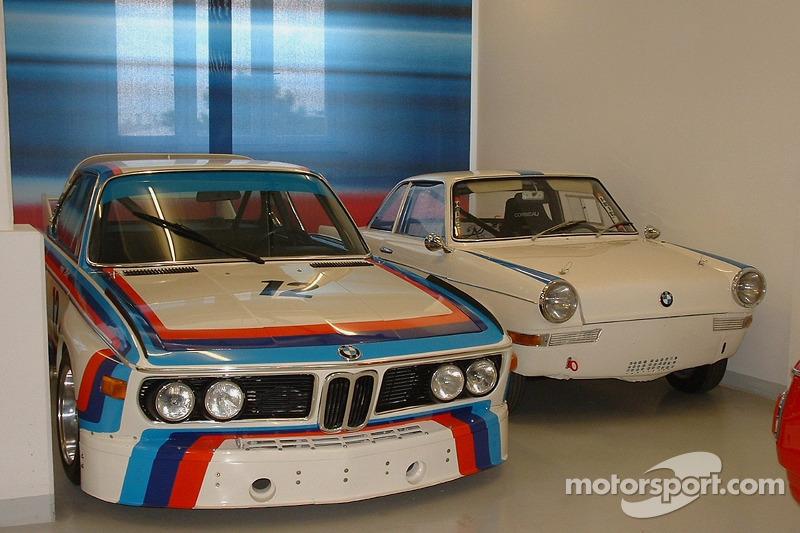 Divers voitures de tourisme BMW